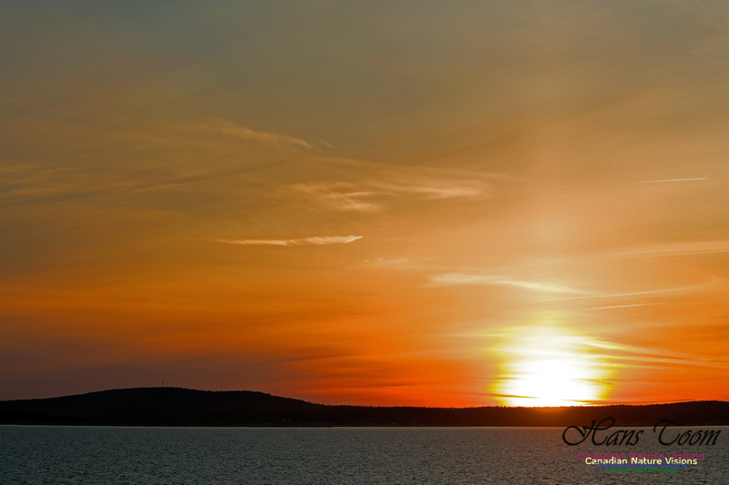 Peggy's Cove Sunset 5