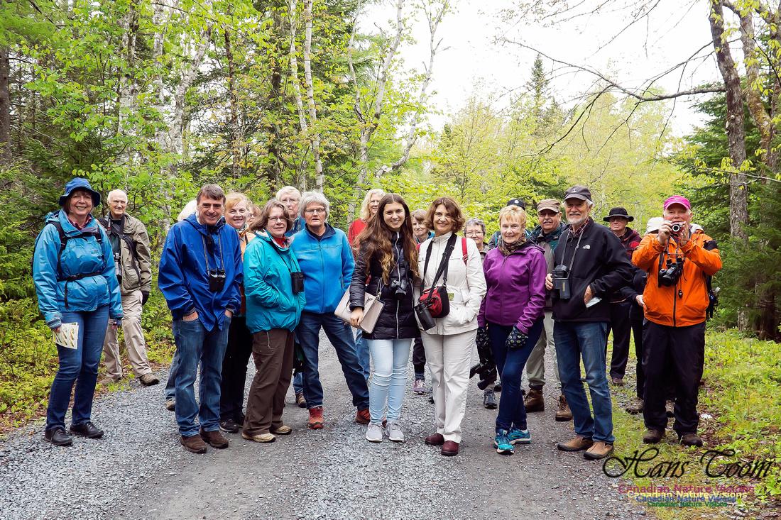 Warbler Walk Jerry Lawrence Provincial Park 2017 10