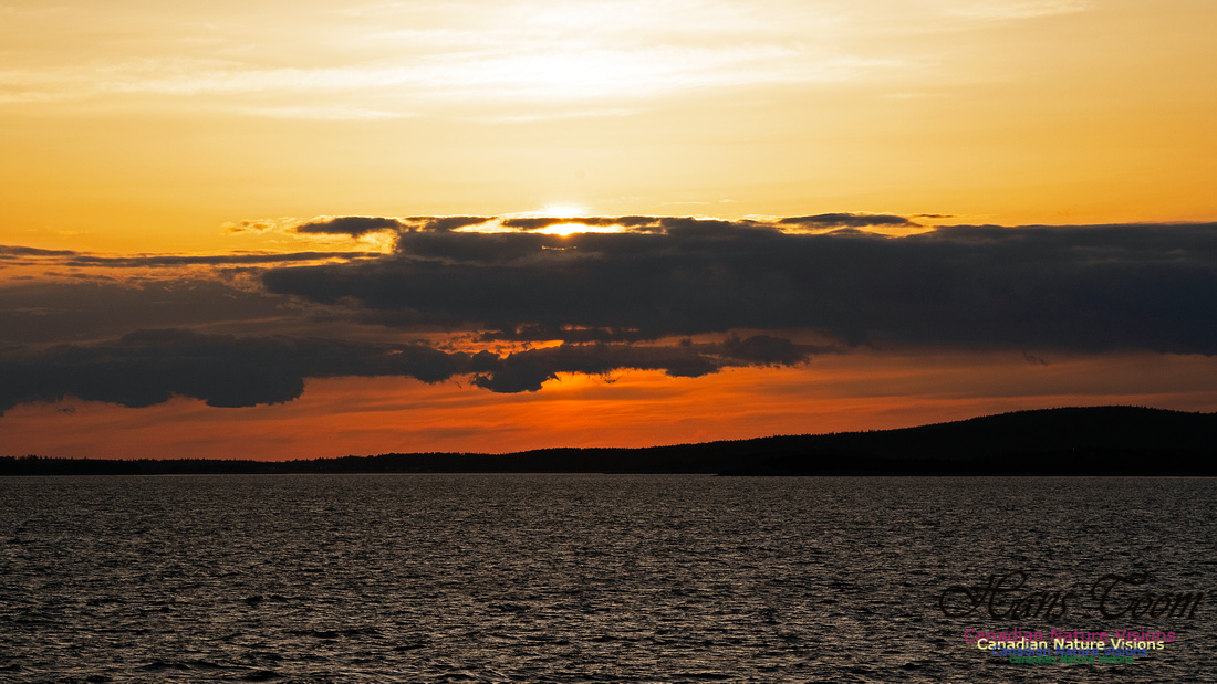 Peggy's Cove Sunset April 11, 2018 21